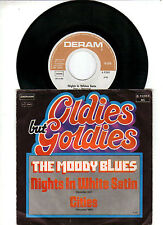 The Moody Blues    -     Nights in whites Satin