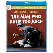 The Man Who Knew Too Much (Blu-ray Disc, 2013)