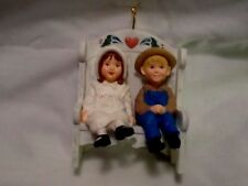 "Hallmark, Christmas Ornament, ""Our Little Blessings"" Ken Crow, 1995"