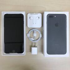 New Apple iPhone 7 Plus - 128GB - Black (Unlocked) A1784 (GSM)