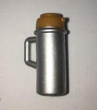 Barbie Silver Coffee Pot Thermos Ken Work Drink To Go Lunch Box Accessory Bratz