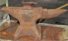 Peter Wright Patent 19th century Blacksmith's Anvil 156lbs. bundle jewelry anvil
