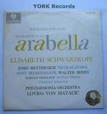 33CX 1897 - STRAUSS - Arabella highlights SCHWARZKOPF METTERNICH - Ex LP Record