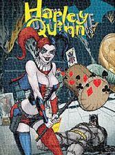 Jigsaw puzzle Entertainment D C Comics Harley  Quinn 500 piece NEW