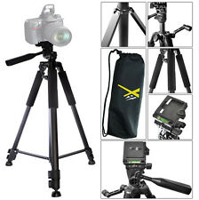 "60"" Tripod for Sony Alpha SLT DSLR A33 A35 A37 A55 A58 A65 A77 A550 & more"