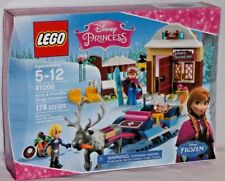 SEALED 41066 LEGO Disney Princess ANNA KRISTOFF SLEIGH ADVENTURE Reindeer 174 pc