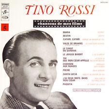 TINO ROSSI Chansons De Mes Films FR Press Columbia SCTX 340.511 LP