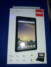 RCA 11 Galileo Pro 32GB Wi-Fi, 11.5 inch Tablet - Charcoal
