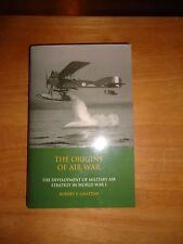 @@@@ The Origins of Air War By Robert F Grattan Fine Condition Hardback @@@@