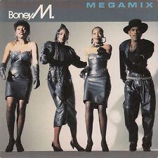 "Boney M. 7"" Megamix - France"