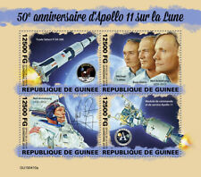 Guinea  2019  Apollo on the Moon , space  S201912