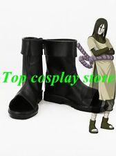 Naruto Cosplay Orochimaru Black Cosplay Ninja ninjia Boots shoes shoe boot party
