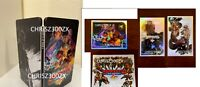 Limited Run Streets of Rage 4 Classic Switch Steelbook Case Soundtrack CD 3 Card