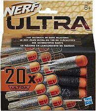 20 Nerf Ultra Darts