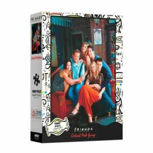 Friends Central Perk Group 1000 Piece Jigsaw Puzzle 50cm x 70cm