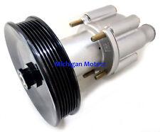Stainless Steel MerCruiser Pump/Pulley Serpentine Belt Bravo, 46-807151A9 - EMP