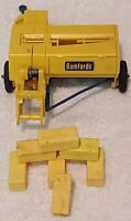 Britains Farms Vintage 1:32 Scale Bamford BL58 Hay Baler And 7 Bales
