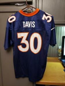BRAND NWOT Nike Team Terrell Davis Denver Broncos Jersey Youth Size Large 14-16