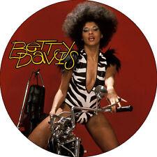 CHAPA/BADGE BETTY DAVIS . miles funk millie jackson funkadelic bootsy collins