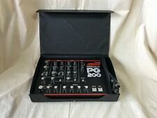 Roland PG-200 Synthesizer Programmer w/ case, connect cable JX-3p, MKS-30