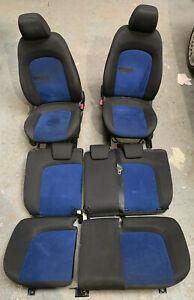 Punto Car Seats Fiat MK3 Grande 5 Door Front Rear Left Right FULL SET - FREEPOST
