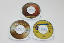 Sony PSP UMD Comedy Lot / Cavalcade of Cartoon Comedy / Be Cool / Tomcats