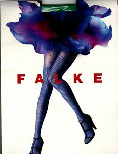 Falke Pantyhose Tights Fashion Tights Emerald Green Kästchenmuster New