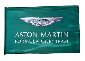 Aston Martin F1 Team Grandstand Flag - 140x90cm - 2021