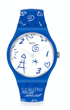 Swatch Special - CMA 2:13 - Colette Mon Amour - SUOZ327 - Limited Production