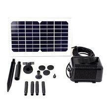 Garden Sunlight 5 Watt Solar Powered Water Pump