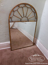 Quality Iron Framed Dome Top Mirror