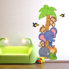 OCCASIONE R00228 Wall Stickers Adesivi Murali Nascondino nella giungla 40x120 cm