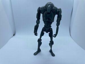 2007 Hasbro Star Wars Super Battle Droid Action Figure