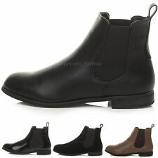 Slim Heel Pull On Ankle Boots for Women