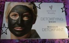 Woowzers!! Younique Royalty Skin Care Detoxifying Mask Sample Try B4 You Buy!