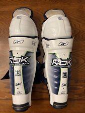 Reebok Rbk 5K Jofa HyperX Hockey Shin Guards L Sr 34cm 13.5� Preowned