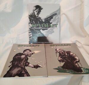 D20 Spycraft RPG Book Lot