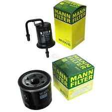 Mann-filter Set Mazda MX-5 II Nb 1.8 16V 1.6 9695374