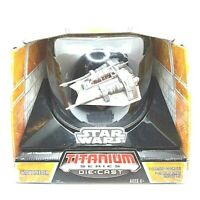 Snowspeeder STAR WARS Titanium Series Die Cast SEALED