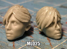 "ML025 Custom Cast head use with 6"" ML Super Heroes Legends action figures"