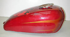 Vintage YAMAHA Motorcycle Fuel Gas Tank