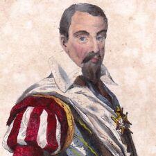 Crillon Berton Colonel Gardes Guerre Religion Armée Royale Henri III Ligueurs