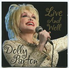 [BEE GEES COVER] DOLLY PARTON~LIVE AND WELL~2004 US DELUXE EDITION 2 x CD SET
