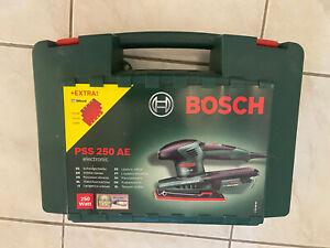Bosch PSS 250 AE 250 W Schwingschleifermaschine