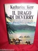 KATHARINE KERR Il drago di Deverry 1994 Fantacollana Nord Prima Edizione
