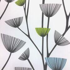 Rollos de papel pintado modernos de color principal verde sin anuncio de conjunto