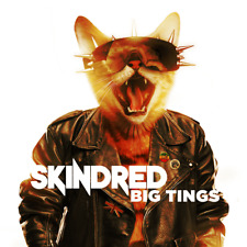 Skindred - Big Tings - CD Album (Released 27th April 2018) Brand New