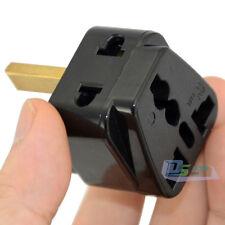 Universal US AU EU Canada to UK AC Power Travel Charger  Plug Converter Adapter