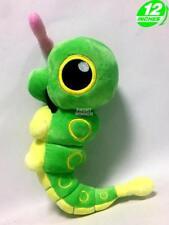 NEW 12 inches Pokemon Caterpie Plush Stuffed Doll PNPL9431