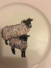 Jersey Pottery By Richard Bramble Farmyard Animals 26cm- 4pcs & 19cm- 4pcs